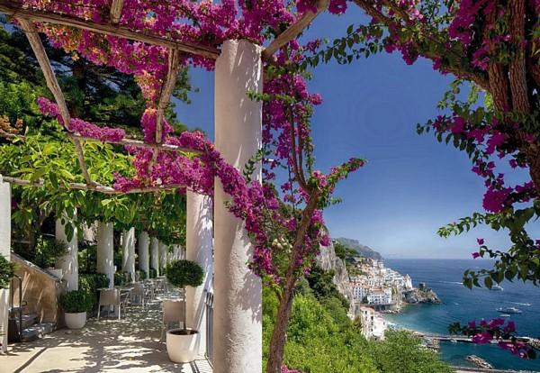 Fototapeet 8-931 Amalfi