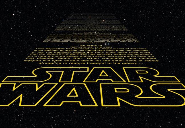 Fototapeet STAR WARS 8-487