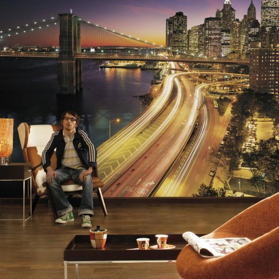 Fototapeet 8-516 NYC Lights