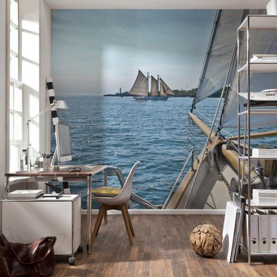 Fototapeet 8-526 Sailing
