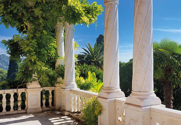 Fototapeet 8-993 Villa Liguria