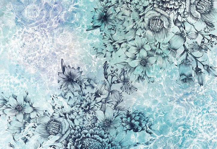 Fototapeet XXL4-071 Windflowers