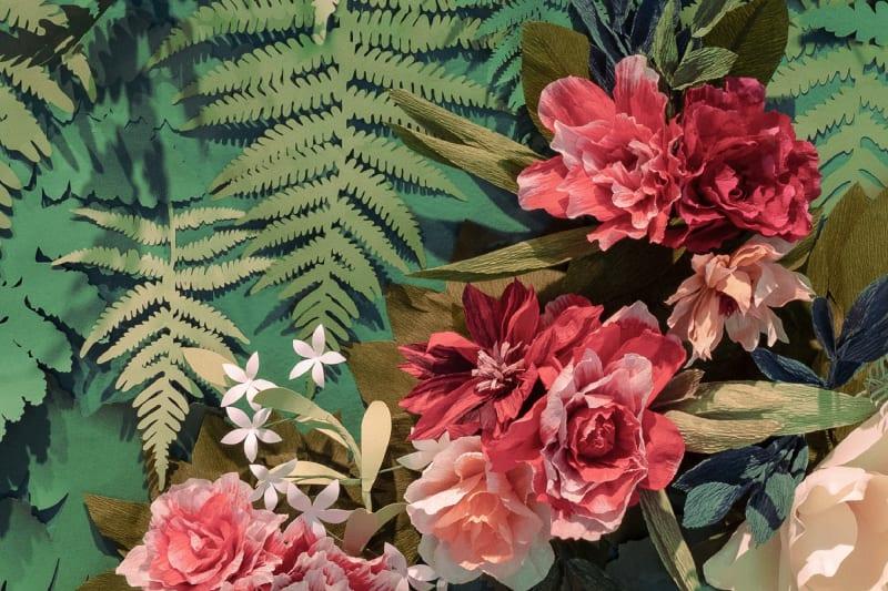 Pilttapeet R15801 Unfading Flowers