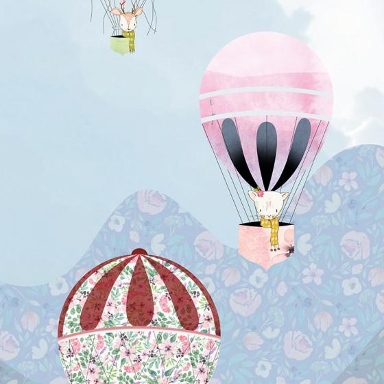 Fototapeet Happy Balloon P038-VD1