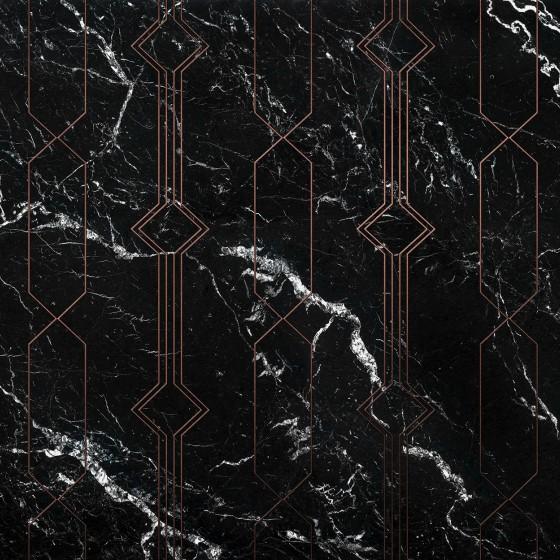 Fototapeet Marble Black P040-VD4