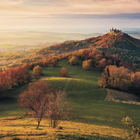 Fototapeet Stefan Hefele - Fairy Tale Castle SH001-VD1