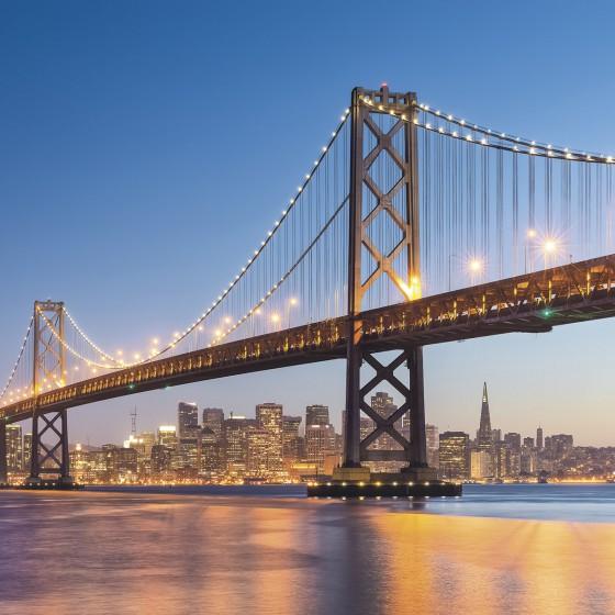 Fototapeet Stefan Hefele - Spectacular San Francisco SH005-VD1