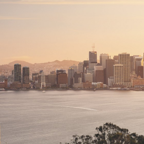 Fototapeet Stefan Hefele - California Dreaming SH012-VD1