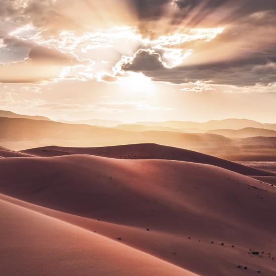 Fototapeet Stefan Hefele - God Rays SH017-VD2