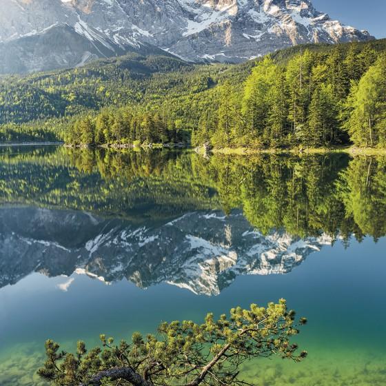 Fototapeet Stefan Hefele - Beautiful Germany SH023-VD2