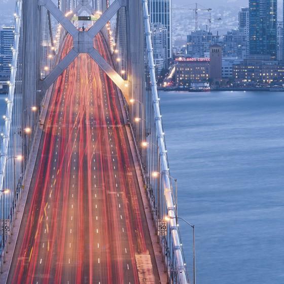 Fototapeet Stefan Hefele - San Francisco Blues SH034-VD3