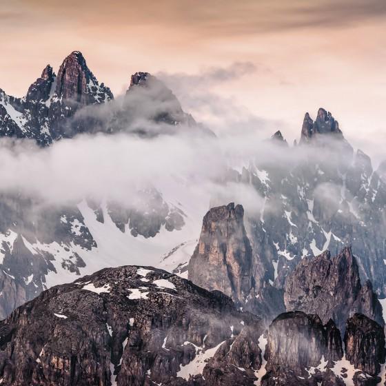 Fototapeet Stefan Hefele - The Fortress SH046-VD4