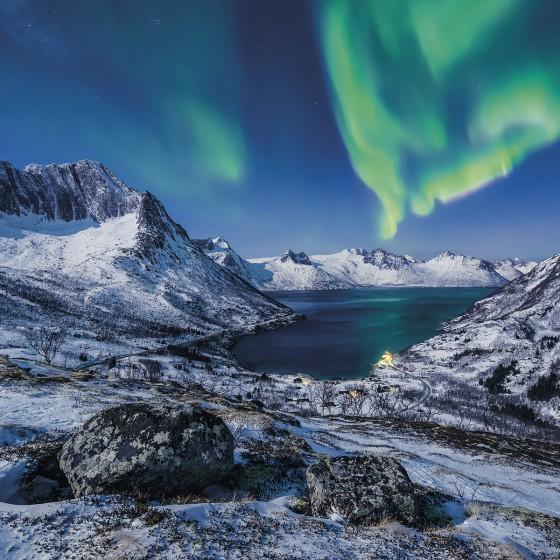 Fototapeet Stefan Hefele - I LOVE Norway SH058-VD4
