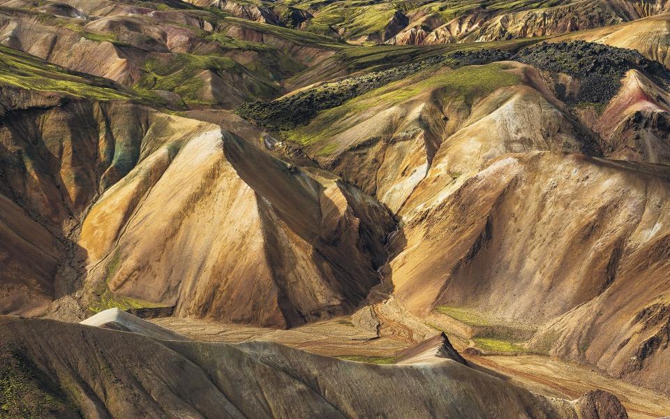 Pilttapeet Shiny Mountains SH062-VD4 (400×250 cm)
