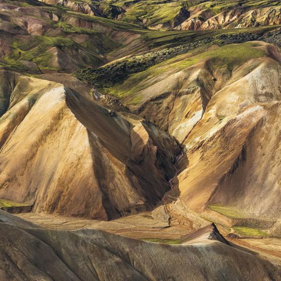 Fototapeet Stefan Hefele - Shiny Mountains SH062-VD4