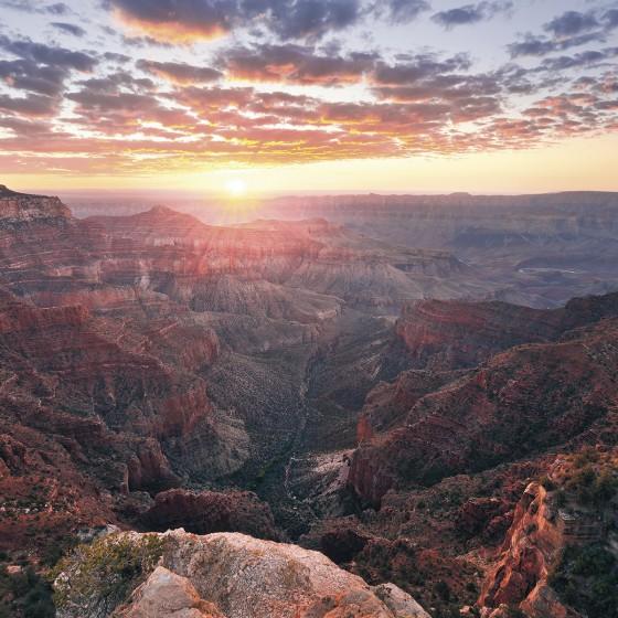 Fototapeet Stefan Hefele - The Canyon SH078-VD4