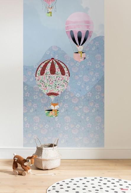 Pilttapeet Happy Balloon P038-VD1 - 100×250 cm