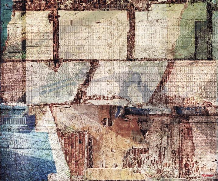 Pilttapeet Urban Art 6001A-VD3 (300×250 cm)