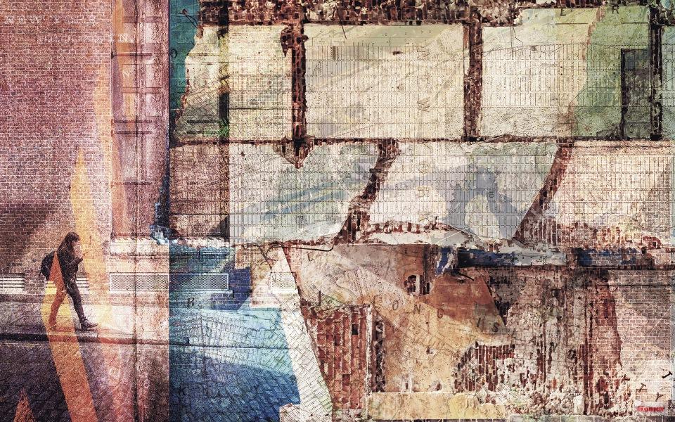 Pilttapeet Urban Art 6001A-VD4 (400×250 cm)
