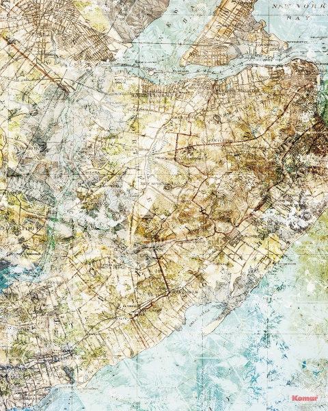 Pilttapeet Mix Map 6002A-VD2 (200×250 cm)
