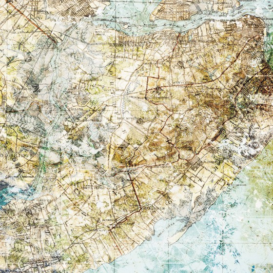 Fototapeet Infinity - Mix Map 6002A-VD2