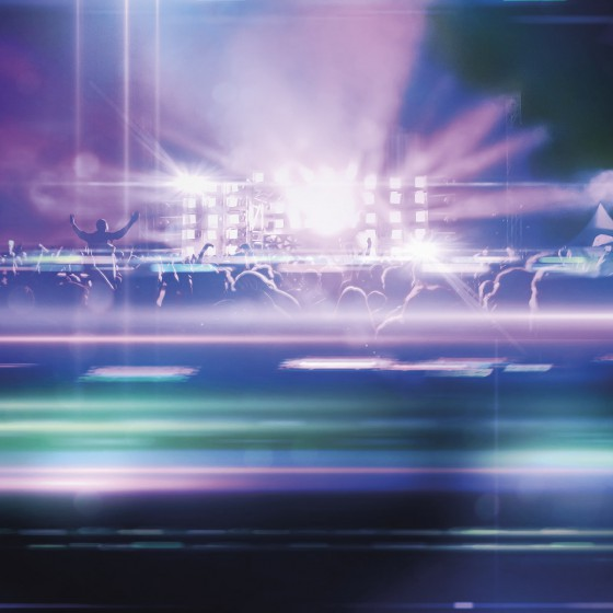 Fototapeet Infinity - Open Air Electro 6013B-VD4