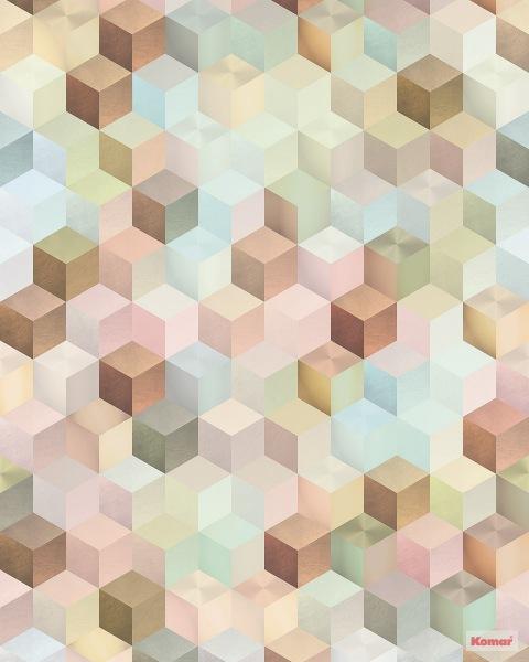 Pilttapeet Cubes 6016A-VD2 (200×250 cm)