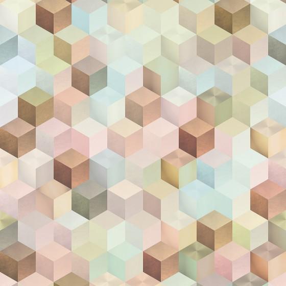 Fototapeet Infinity - Cubes 6016A-VD2
