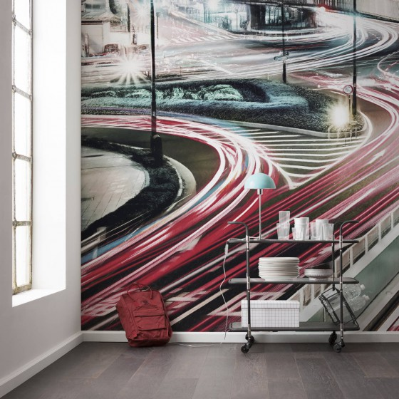 Pilttapeet Infinity Speed Painting 6022A-VD4