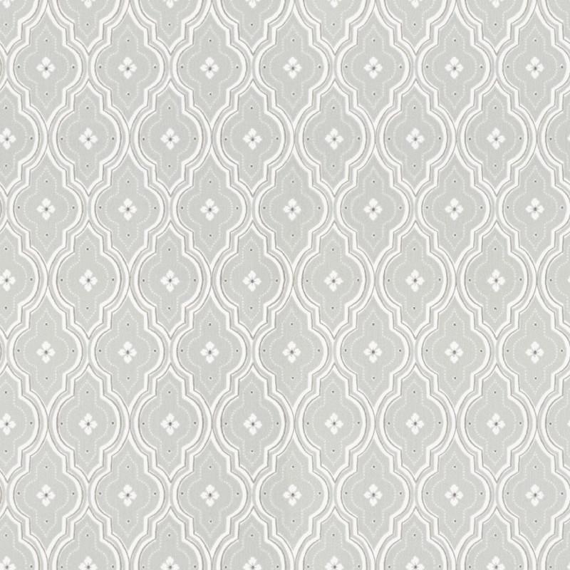Tapeet Sandberg Villa Dalarö 424-31 Viola Light Grey
