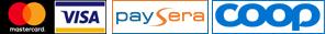 Paysera — кредитные карты Visa/Mastercard