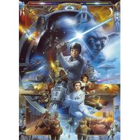 Fototapeet 4-441 Star Wars Luke Skywalker Collage