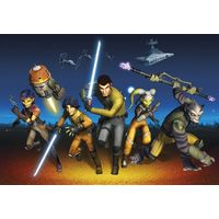 Fototapeet 8-486 Star Wars Rebels Run