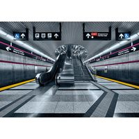 Fototapeet 8-996 Subway