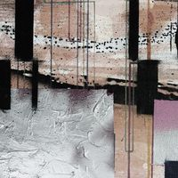 Fototapeet Squares Dropping PRH-0893