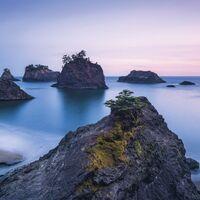 Fototapeet Stefan Hefele - Secret Beach SH004-VD1