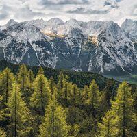 Fototapeet Stefan Hefele - Wild Dolomites SH009-VD1