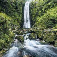 Fototapeet Stefan Hefele - Glenevin Falls SH015-VD2