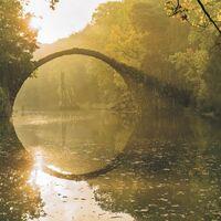 Цифровые фотообои Stefan Hefele Devil´s Bridge SH037-VD4