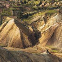 Цифровые фотообои Stefan Hefele Shiny Mountains SH062-VD4