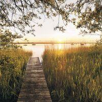 Fototapeet Stefan Hefele - Lakeside SH077-VD3