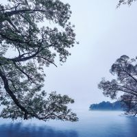 Fototapeet Stefan Hefele - Blue Waters SH082-VD4