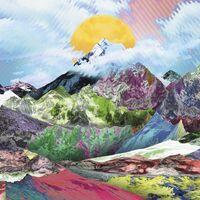 Fototapeet Infinity - Mountain Top 6017A-VD3