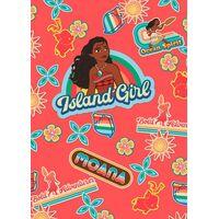 Fototapeet Moana Island Girl IADX4-016